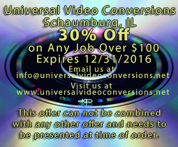 Special Offer, Video Recording, Schaumburg, IL